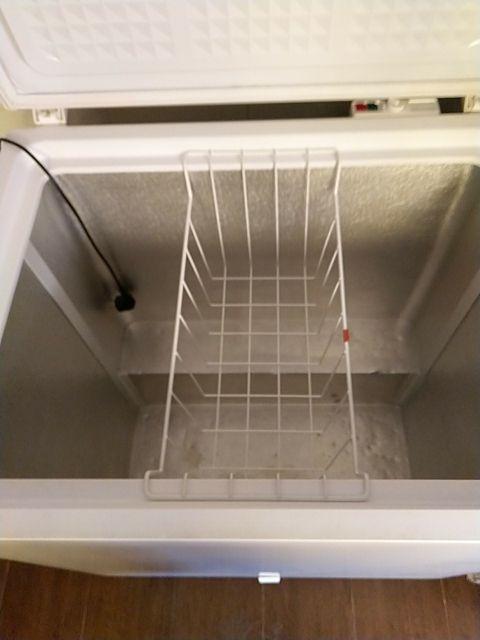 Arcón congelador horizontal