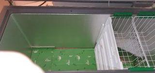 arcón congelador zanusi