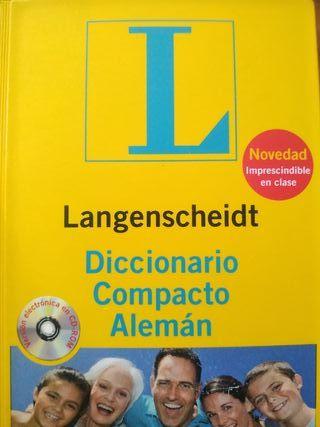 Diccionario español alemán