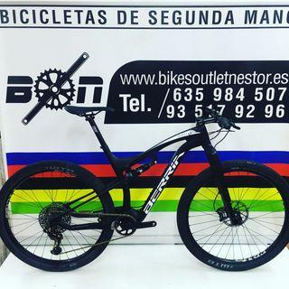 Bicicleta Berria mako pro 9.2