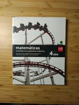 Matemáticas 4ESO SM