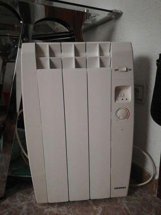 Radiador eléctrico Siemens BAJO CONSUMO
