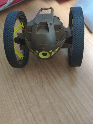 Dron de tierra