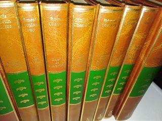 libros antiguos 17 libros