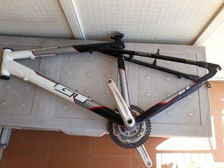 Cuadro de bicicleta GT Aggressor