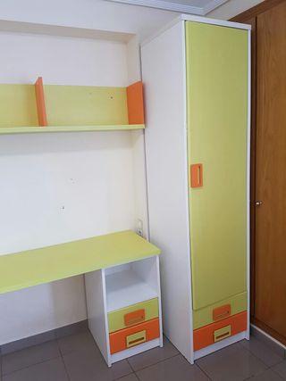 Vendo habitación infantil