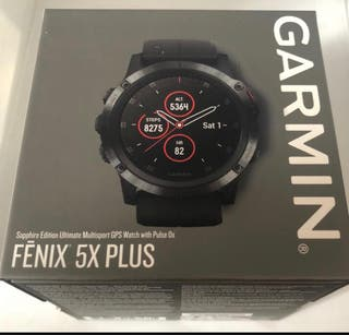 Garmin Fénix 5x plus