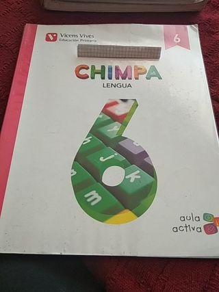 chimpa lengua castellana 6