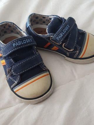 zapatos pablosky num 21