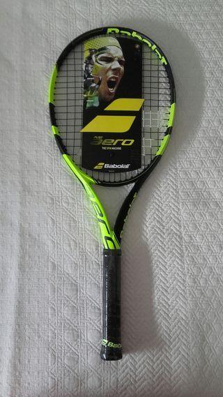 Raqueta tenis BABOLAT PURE AERO L3 (NUEVA)