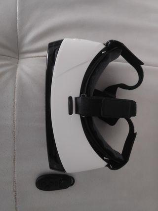 Gafas realidad virtual Samsung con mando