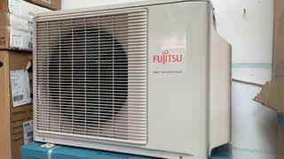 Aire acondicionado Fujitsu Inverter 7000W conducto