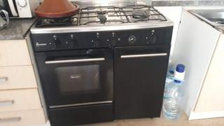 cocina butano lux