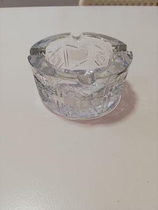 Cenicero Cristal Bohemia
