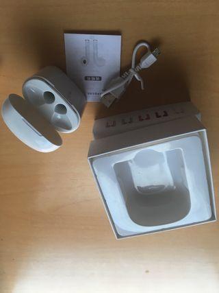 Caja para cargar auriculares inalambricos