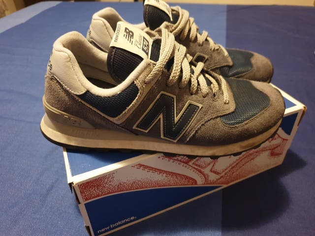Zapatillas Nwe balance originales de hombre.