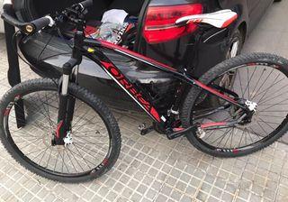Bici Orbea montaña