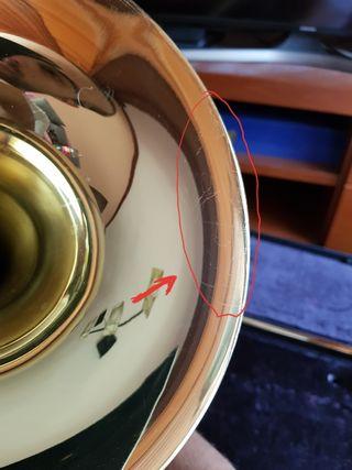 Trombón Holton TR 680