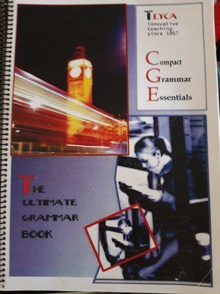 Libro de Academia de Ingles
