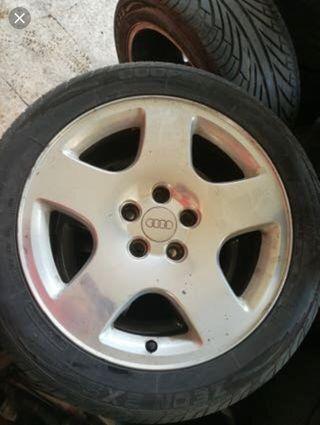 Llantas con neumáticos,audi A6