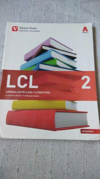 Lengua Castellana y literatura LCL 2