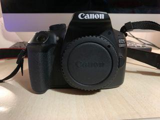 Cámara Canon EOS 1300D