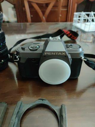 Cámara analógica Pentax P30t