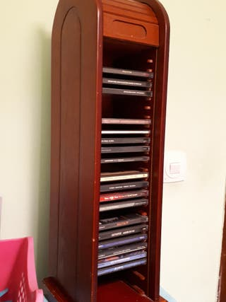 Mueble cds