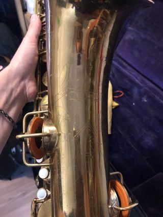 Saxo tenor Conn lady face transitional
