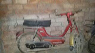 Vespino ciclomotor