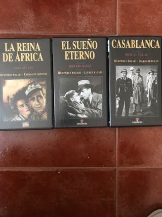 Clásicos del cine VHS