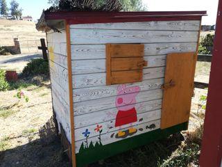 casa pepa pig