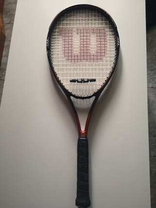 Raqueta tenis Wilson high beam