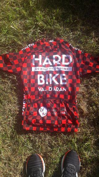 Maillot ciclista Ixcor Hard Bike