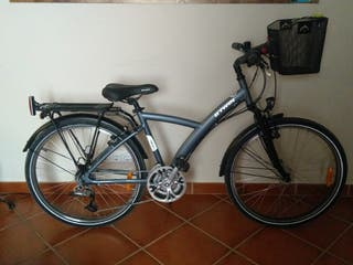 Bicicleta trekking / híbrida