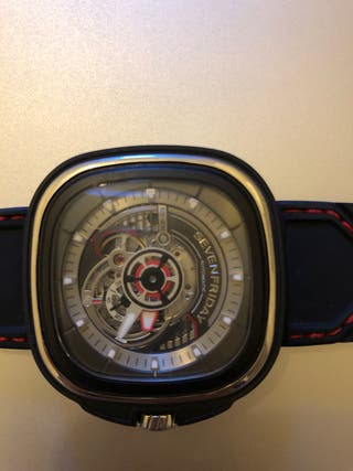 Sevenfriday s3/01 limited edition watch