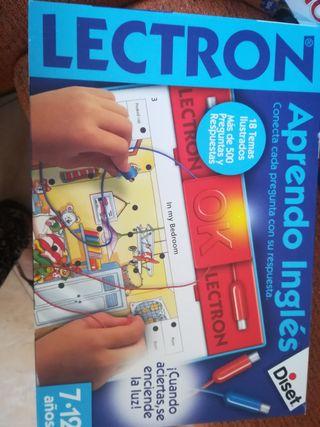 juegos de mesa electrón