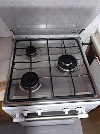 cocina -horno gas