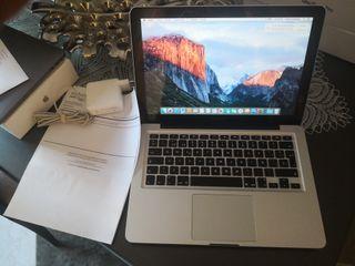 Macbook Pro 13 GARANTÍA 2 AÑOS