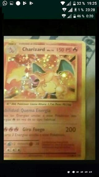 2 cromo de pokemon