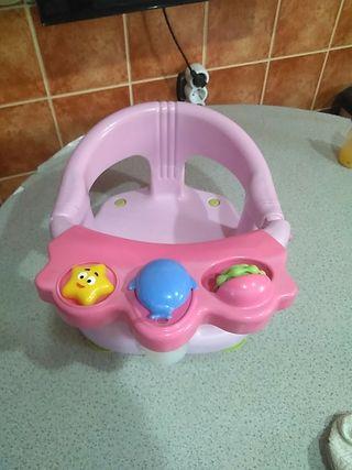 Asiento para bañera