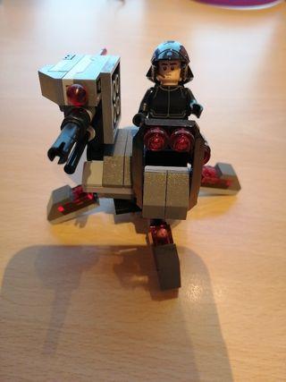 Star wars Soldado de la primera orden Lego
