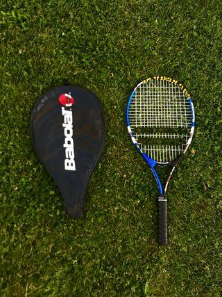 Raqueta tenis Babolat Roddick Jr Ball Fighter 140