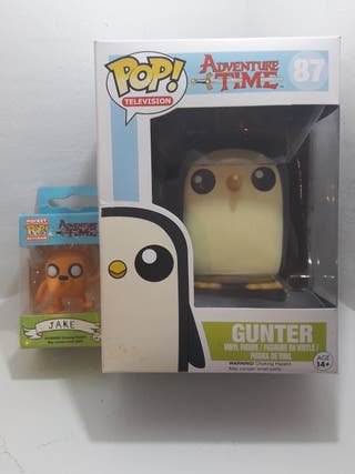 Funko pop - Adventure Time pack