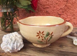 Antiguo conjunto cerámica catalana de la Bisbal
