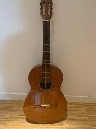 Guitarra clásica Prudencio Saez