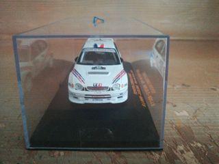 Maqueta de Toyota corolla wrc