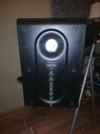 amplificador para home cinema