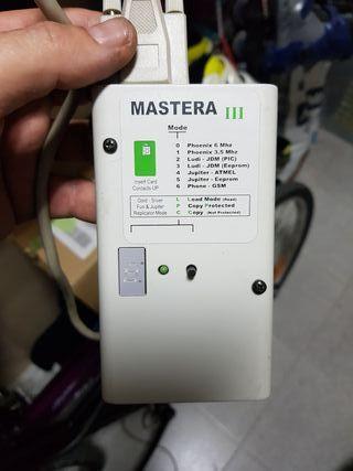 Programador/Copiador/Clonador de tarjetas Mastera3