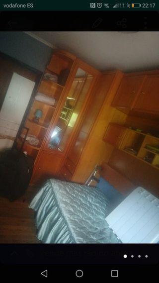 armario habitacion juvenil con baldas